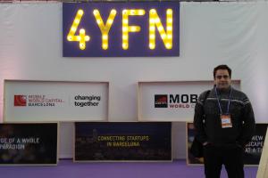 Mingling at the 4YFN congress
